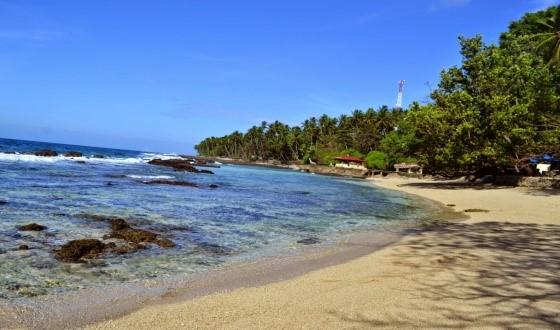 Pantai Namalatu Riello Rent Car